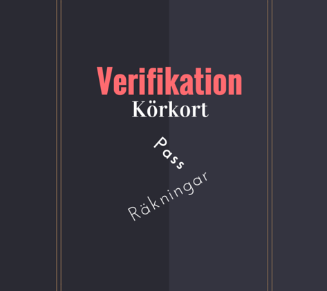 Casino Verifikationer