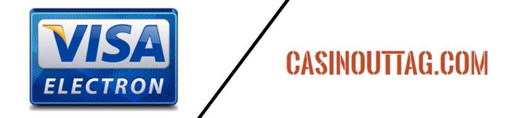 Spela casino med Visa Electron