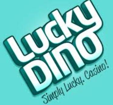 Lucky Dino logo