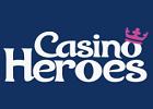 Casino Heroes 140x100